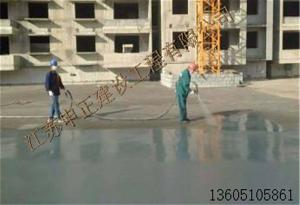厂房屋面聚脲防水施工